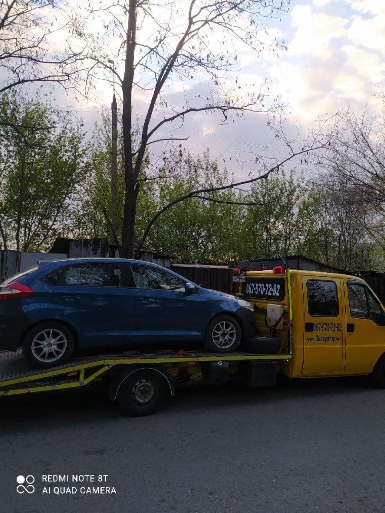 Эвакуатор в Харькове